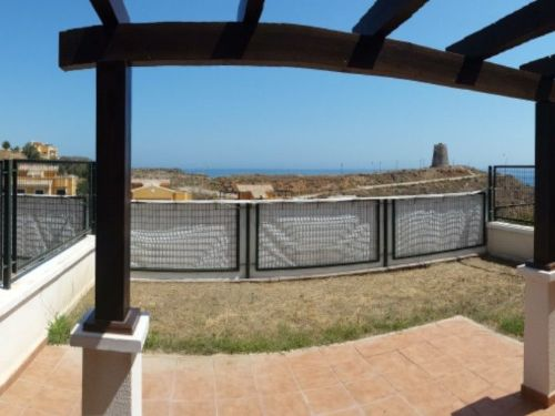 CASA-015 ADOSADO IN LAGOS WITH SEA VIEWS AND CLOSE TO THE BEACH !!